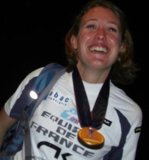 elisa-championne du monde 2009